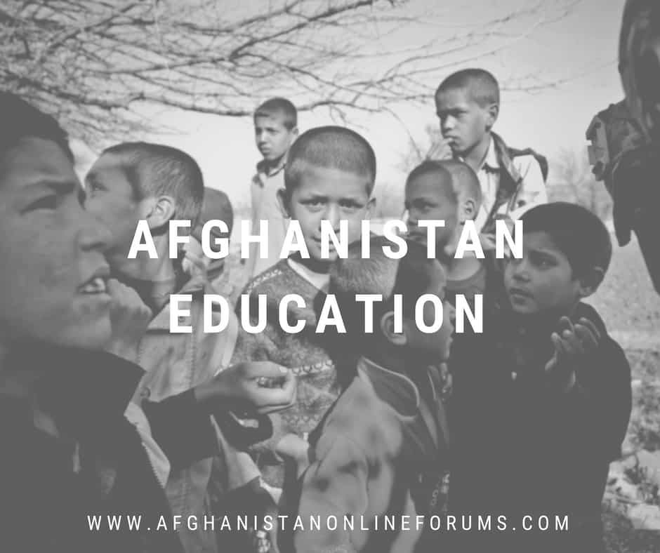 afghan edu